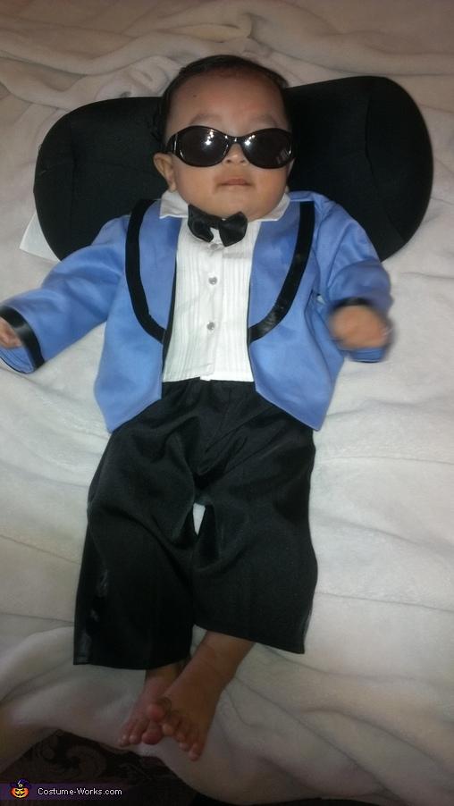 Baby Gangnam Style Costume