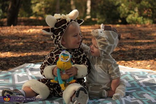 Baby Giraffe Costume  sc 1 st  Costume Works & Baby Giraffe Costumes