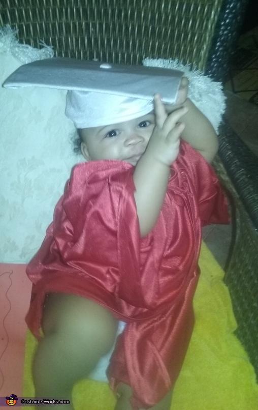 Baby Graduate Costume