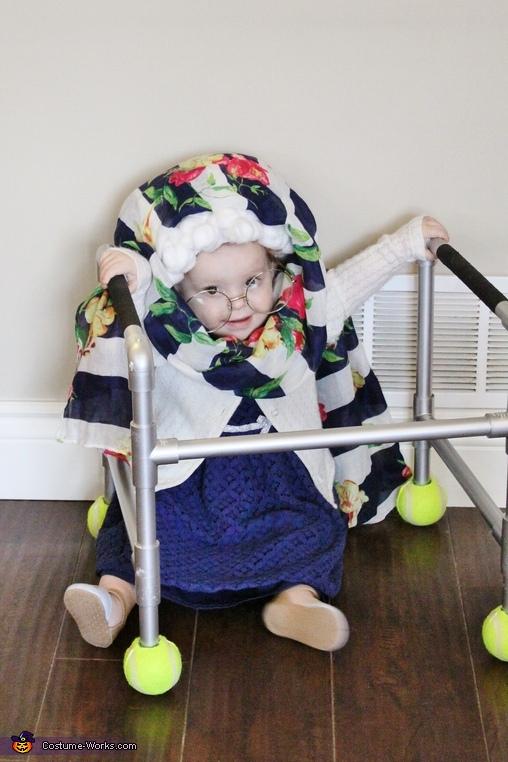 Baby Grandma, Baby Grandma Costume