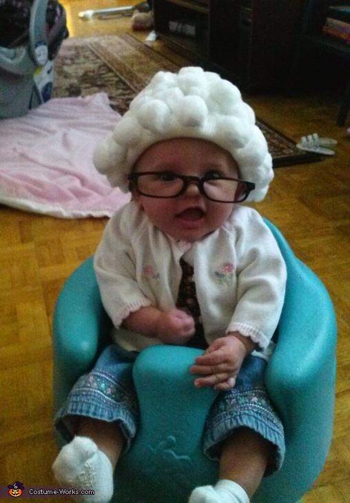 Baby Grandma Costume