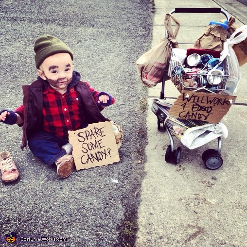 Baby Hobo Homemade Costumes