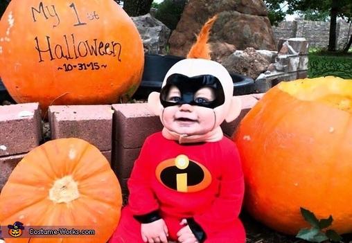 Baby Jack Jack Costume