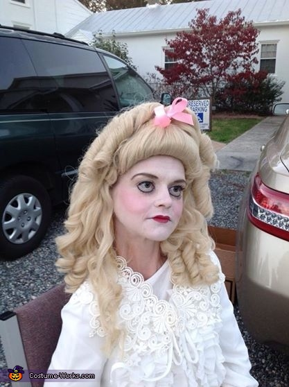 What Happened to Baby Jane?, Baby Jane Hudson Doll Costume