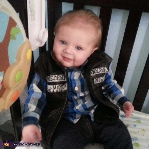 Baby Jax Teller Costume