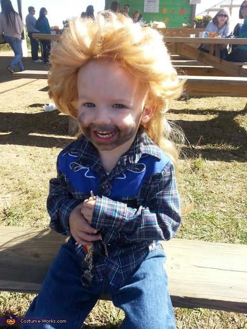 Baby Joe Costume