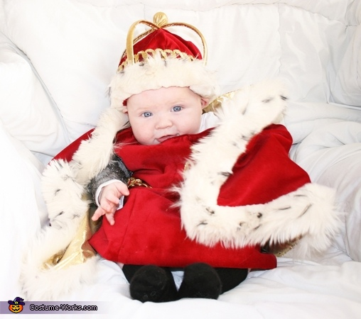King James Baby Costume