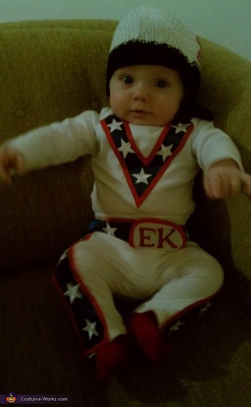 Vroom vroom!, Evel Knievel Baby Costume