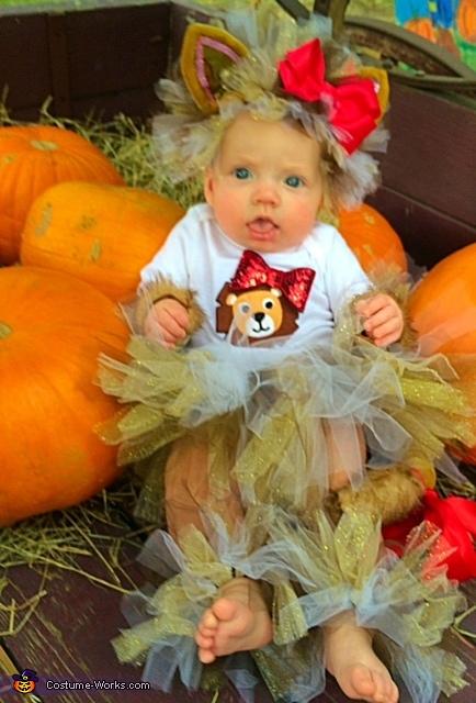 Roar, Baby Lion Costume