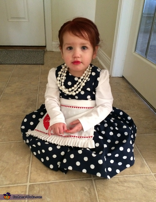 Baby Lucy Costume