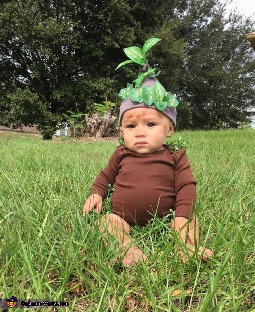 Baby Mandrake Costume