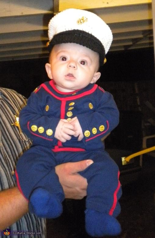 Baby Marine Semper Fi Costume