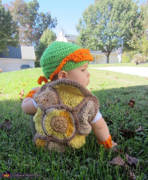 Baby Michelangelo Costume