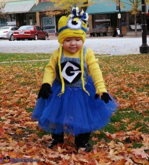 baby minion, Baby Minion Costume