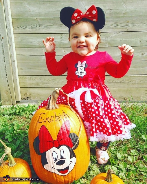 Baby Minnie Mouse Costume
