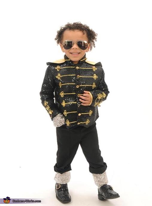 Baby MJ Costume