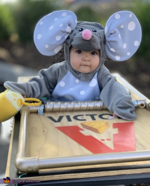 Baby Mousetrap Costume