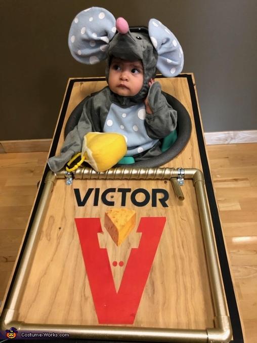 Mousetrap cutie, Baby Mousetrap Costume