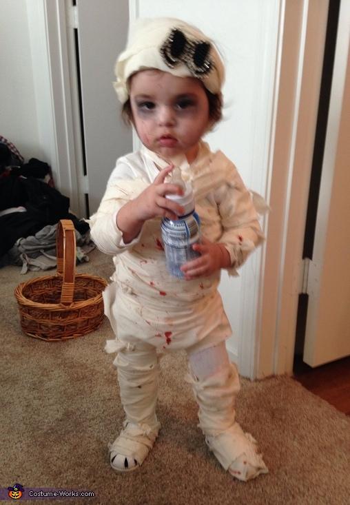 Baby Mummy Costume
