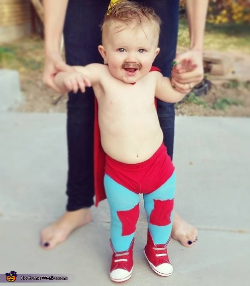 Baby Nacho Libre Costume