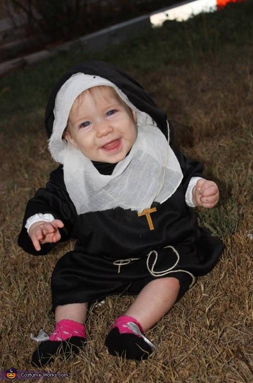 Baby Nun Costume