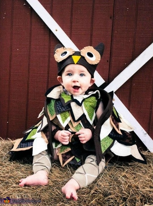 Baby Owl Costume