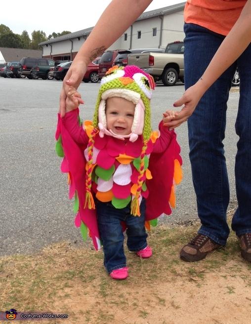Hoot Hoot!, Baby Owl Costume