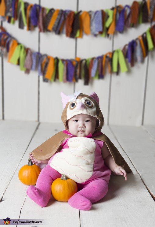 Grounded, Baby Owl Costume