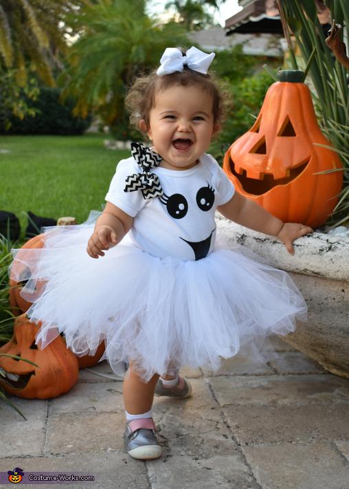 Baby Pacman Costume