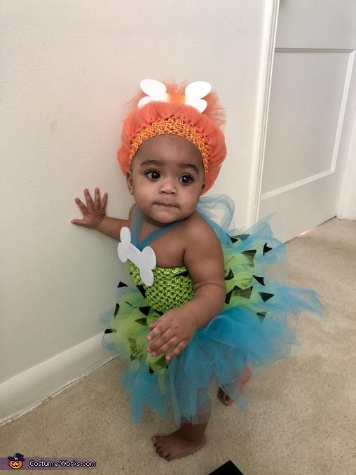 Pebbles!!!, Baby Pebbles Costume