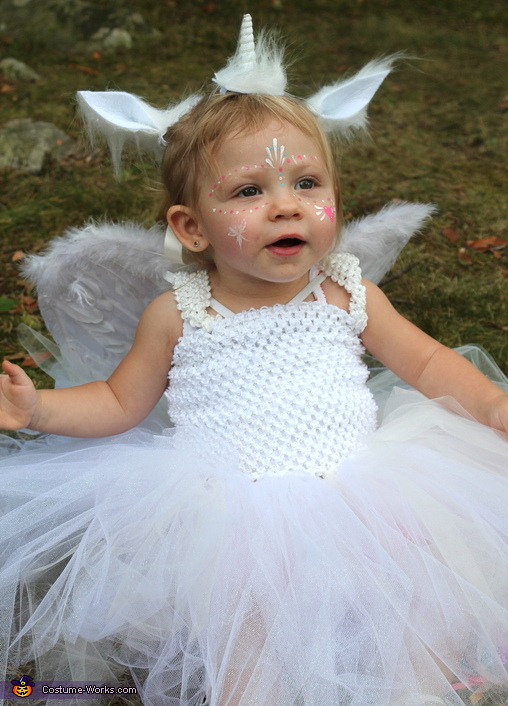 Baby Pegacorn Costume