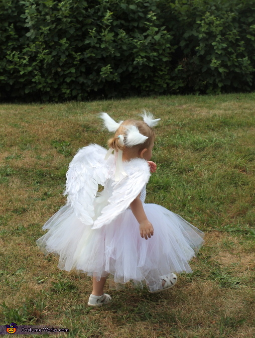 (back), Baby Pegacorn Costume