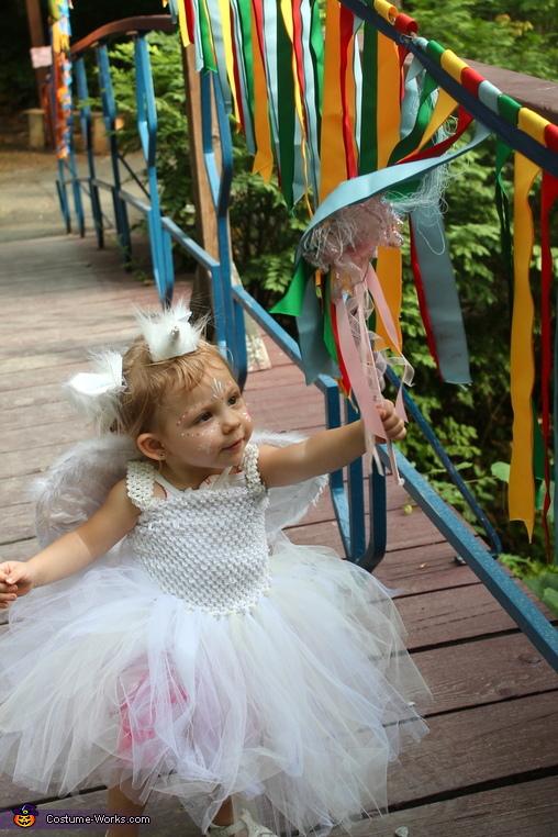 Baby Pegacorn Homemade Costume