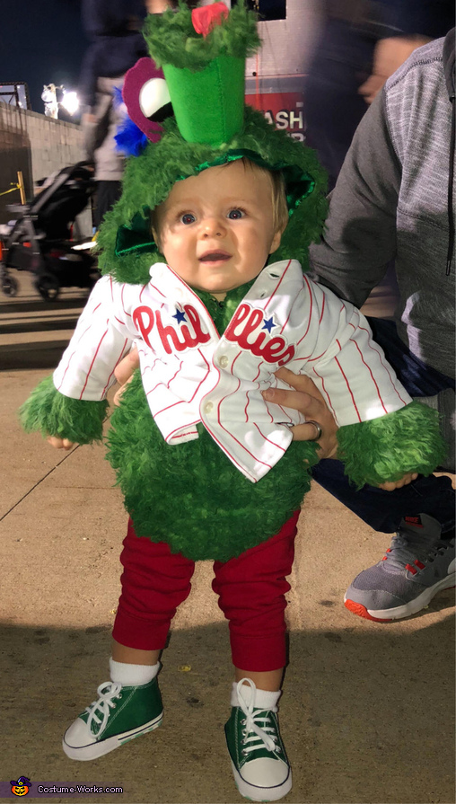 Baby Phanatic Costume