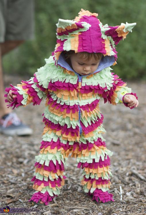 Baby Pinata Homemade Costume