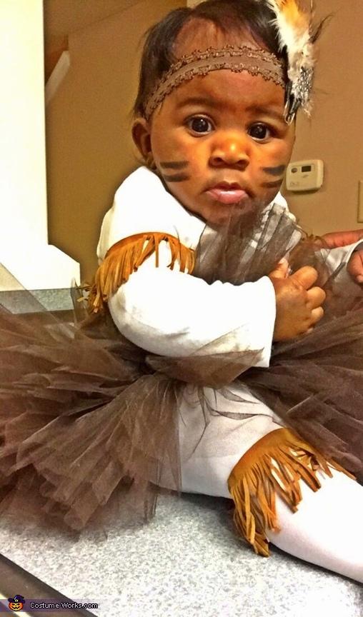 Baby Pocahontas Costume