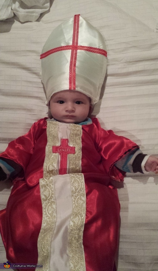 Baby Pope Costume