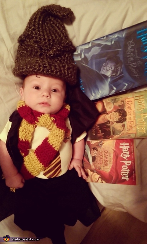 Baby Potter Costume