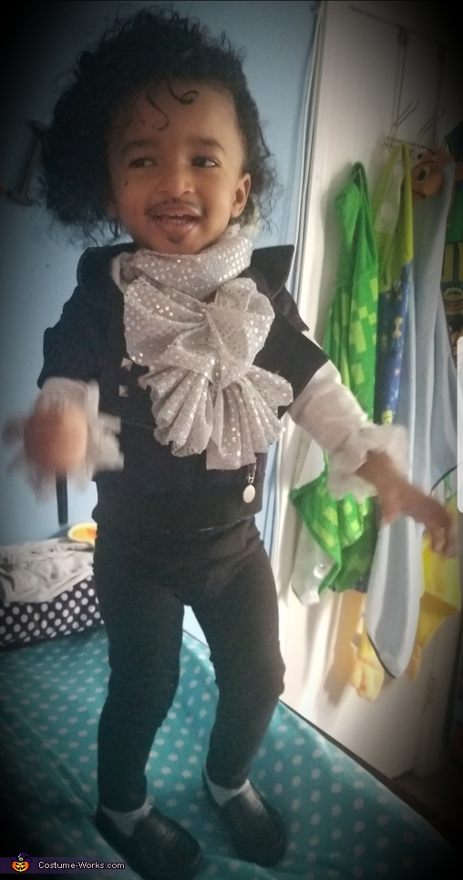 Baby Prince Costume