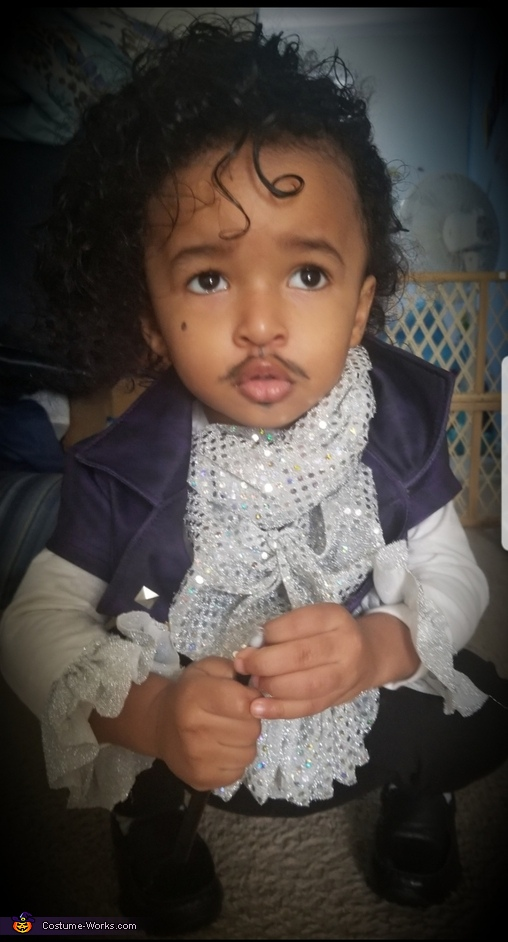 Baby Prince, Baby Prince Costume