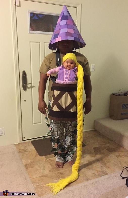Macie-punzel Costume