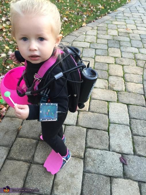 Cutest rebreather diver ever!, Baby Rebreather Diver Costume