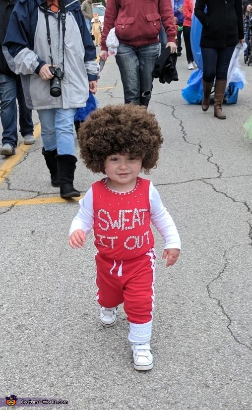 Baby Richard Simmons Costume