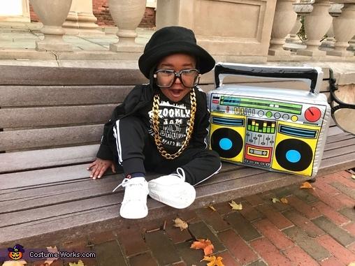 Baby Run Costume