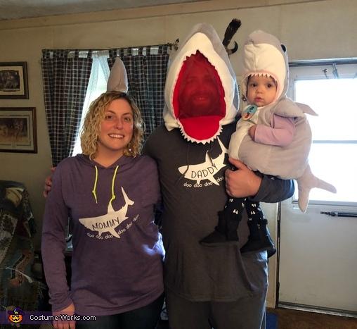 Baby Shark doo doo doo Costume