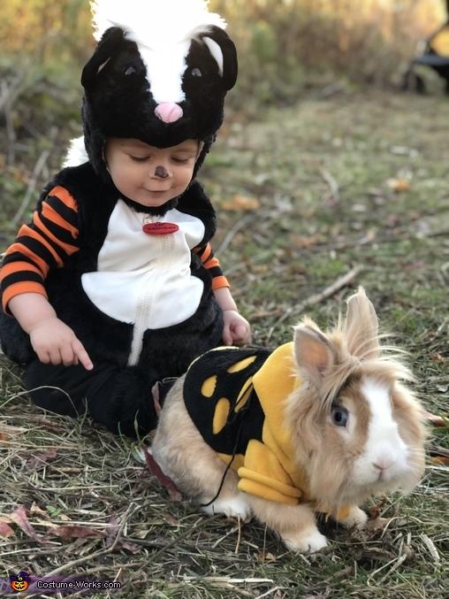 Baby Skunk vs. Rabi-Bee Costume
