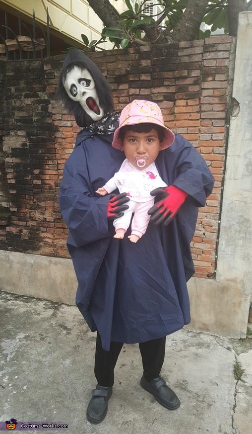 Baby Snatcher Costume