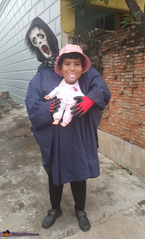 Baby Snatcher Homemade Costume