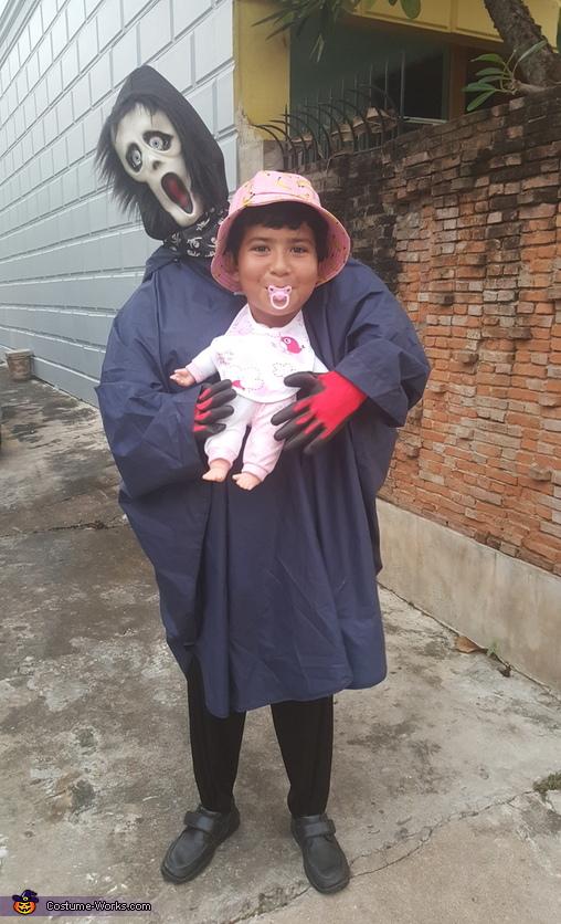 Baby Snatcher Homemade Costume