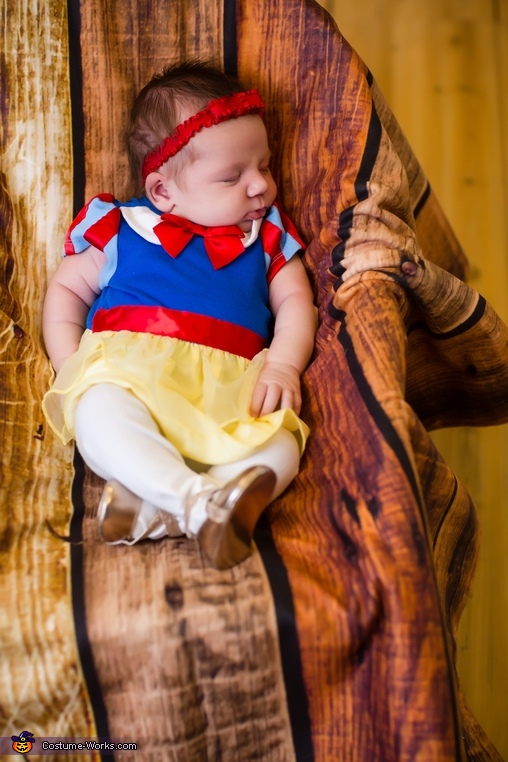 Cute Baby Snow White Costume